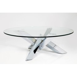 Table Basse Crystal Eco