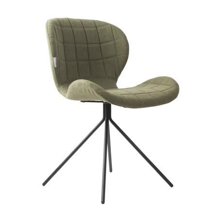 Chaise OMG Verte