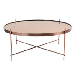 Table Basse Cupid Copper XXL
