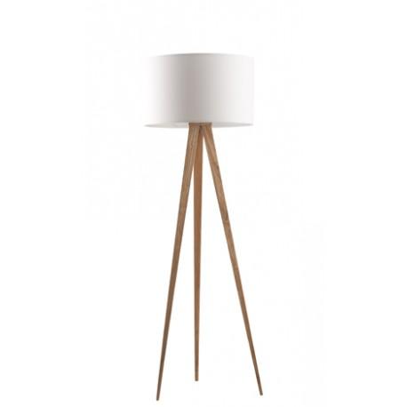 Tripod bois blanc abc der duret boutique en ligne for Miroir tripod