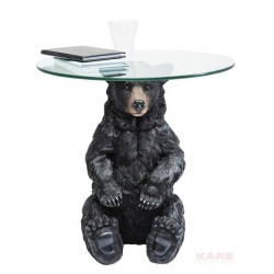 Table d'appoint Bear Visible