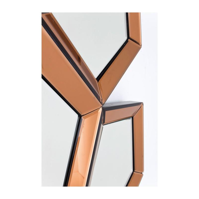 Miroir pentagon 110x84 cm abc der duret boutique en ligne for Miroir 110 x 90