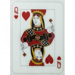 Tableau Queen Of Hearts 90x66