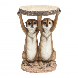 Table d'appoint Meerkat Sisters