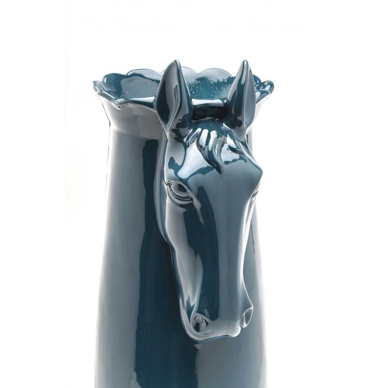 Porte parapluie horse gris abc der duret boutique en ligne for Objet deco gris