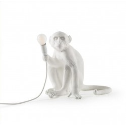 Lampe de Table MONKEY Sitting Indoor