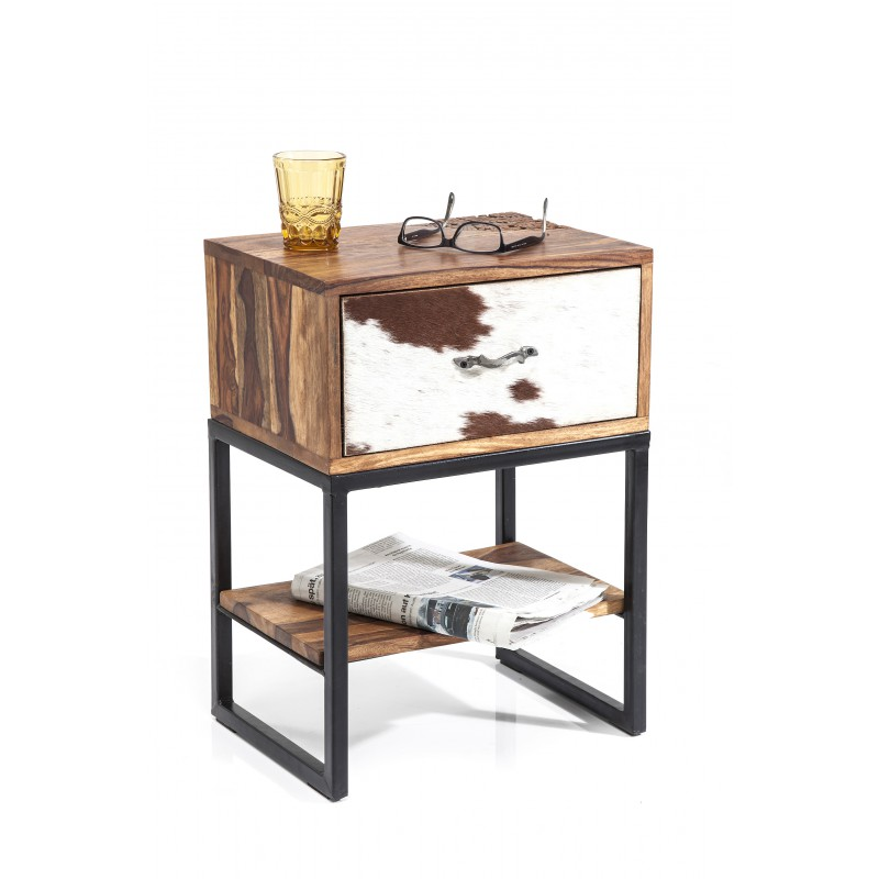 Table d 39 appoint rod o abc der duret boutique en ligne for Table d appoint miroir
